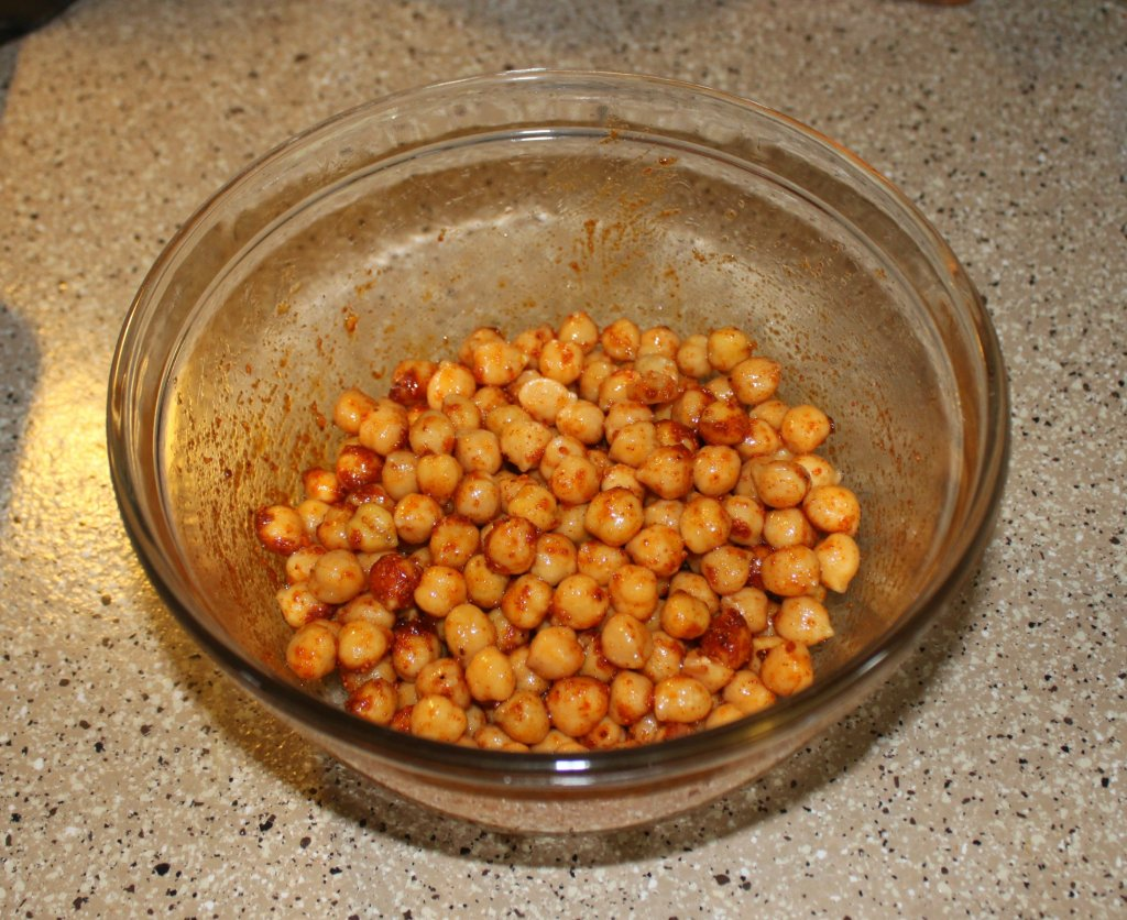 Roasted Chickpeas - mixed