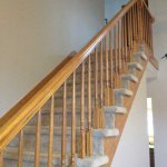 Honey Oak Trim – Stain or Paint?
