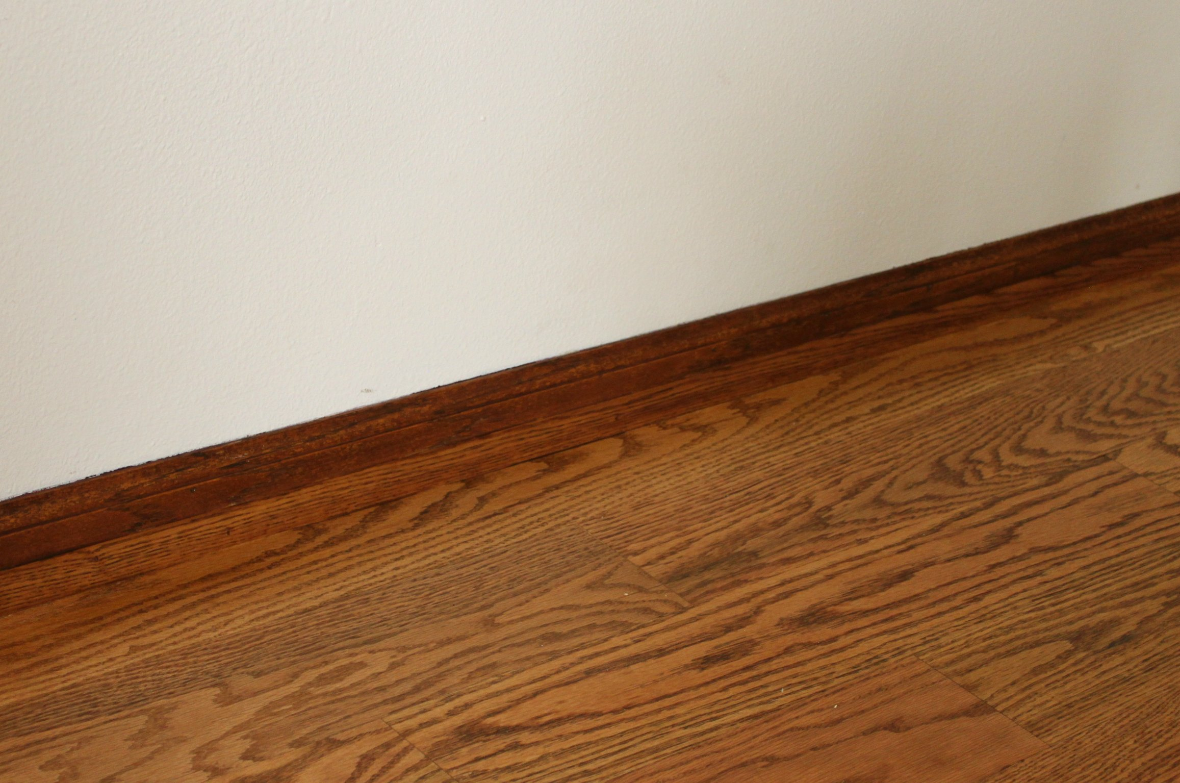 how to clean nicotine stain off baseboards