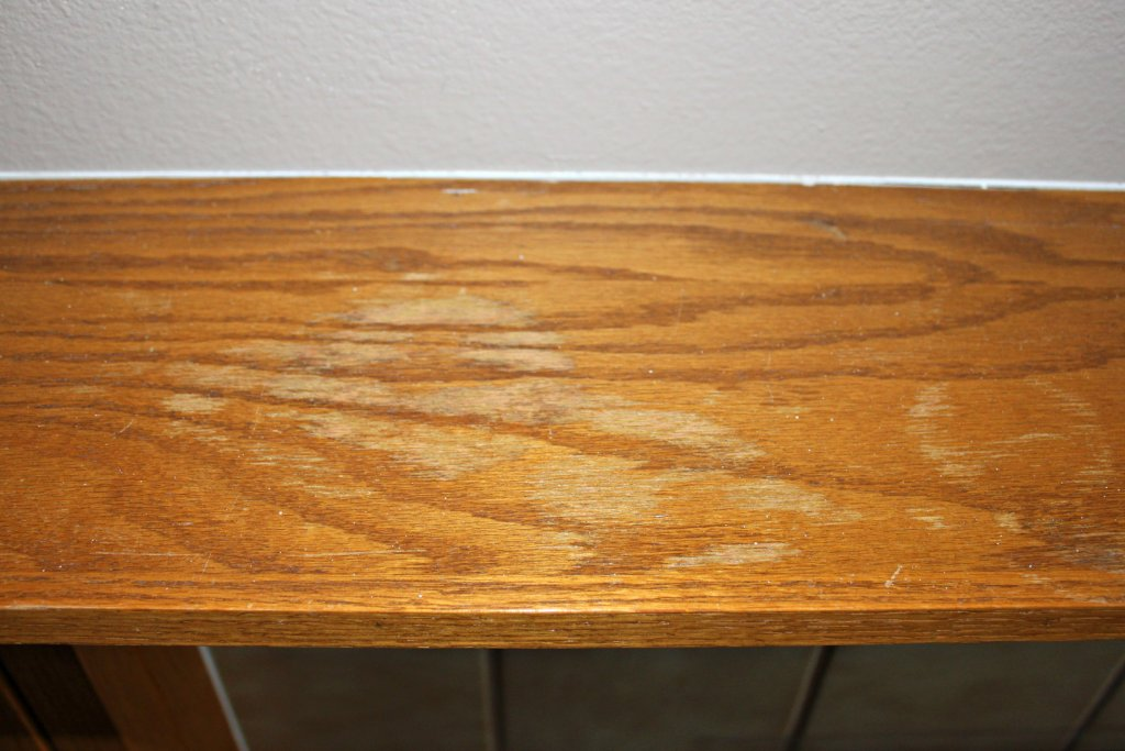 How To Remove Water Stains From Wood Sometimes Homemade