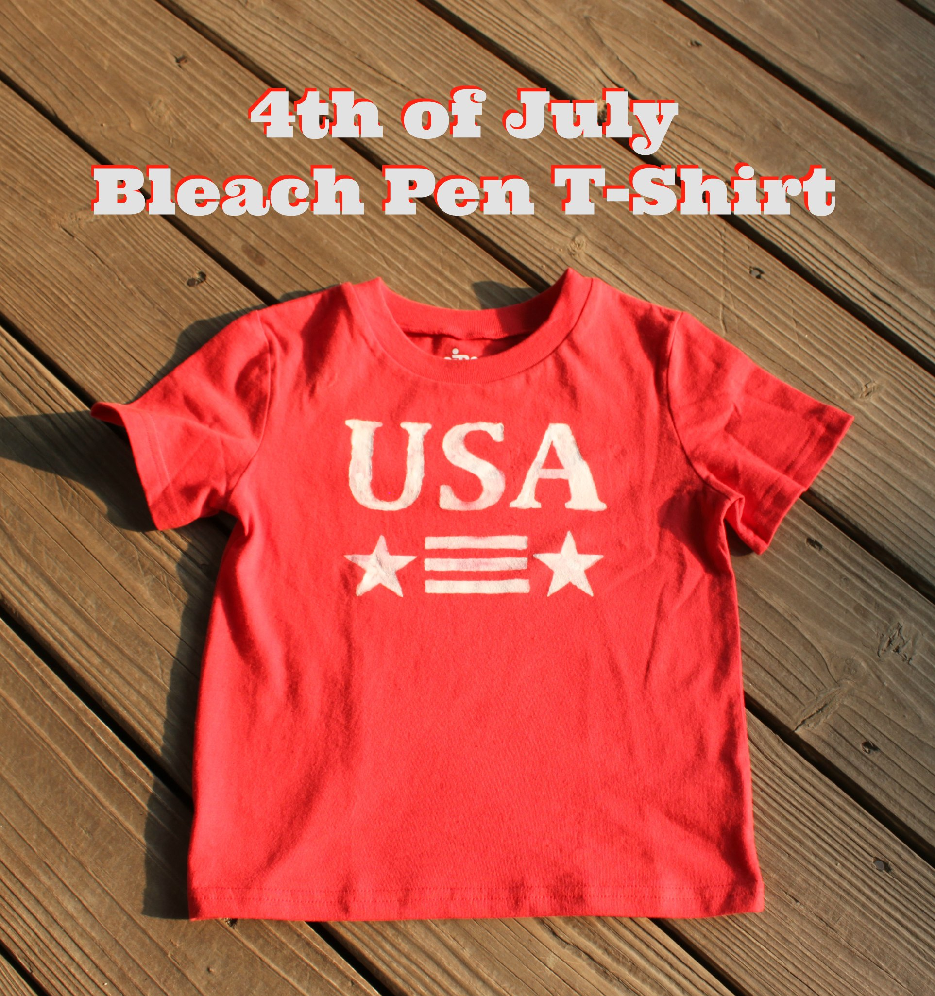 Bleach Pen T-Shirts