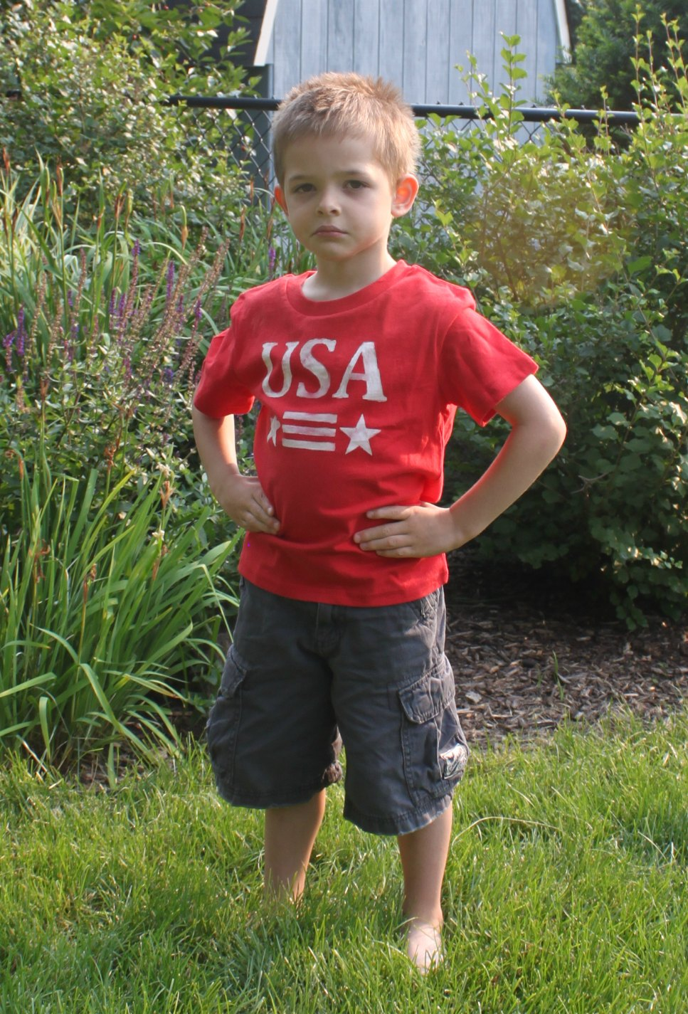 Bleach Pen T-shirt for 4th of July