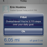Does This Blog Make Me Look Fat (Week 3) – The Color Run and Fitbit Review