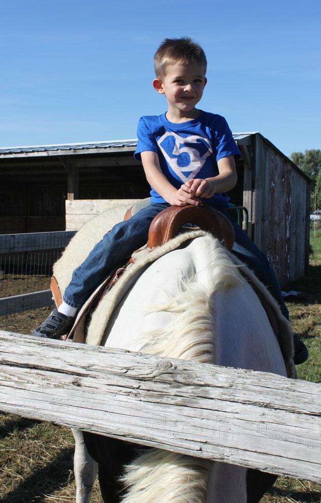 Carter-horse-ride