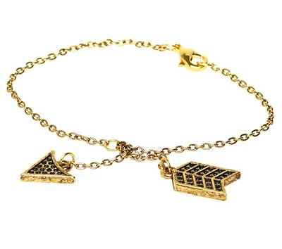 Black Pave Arrow Bracelet