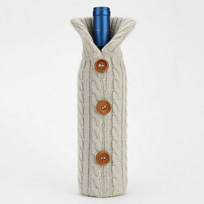 Wine Bottle Sweater - Urban Outfitters