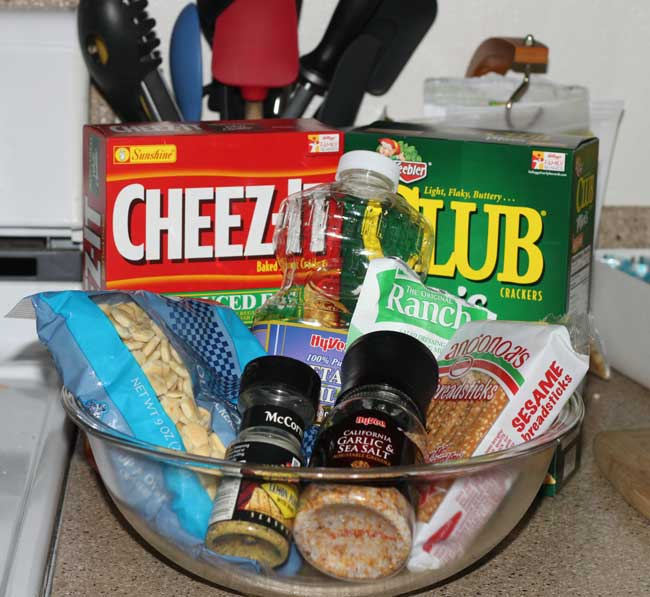 Ranch Snack Mix Recipe: Best Ever Ranch Snack Mix