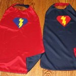 "Superhero ""Capes for Kids"""