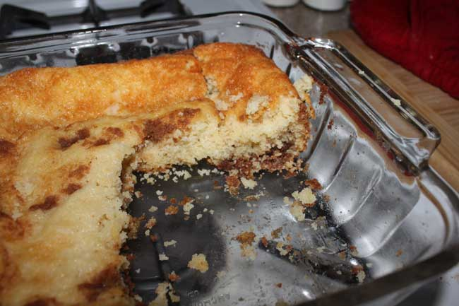coffee cake recipe review