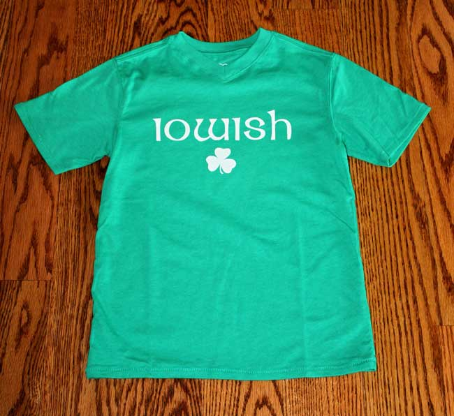 Iowish Shirt