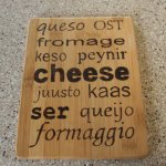 DIY Personalized Cutting Boards