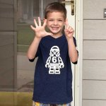 Lego Star Wars Stormtrooper Birthday Shirt – (Free Printable)