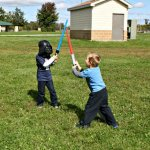 Star Wars Birthday Party Activities