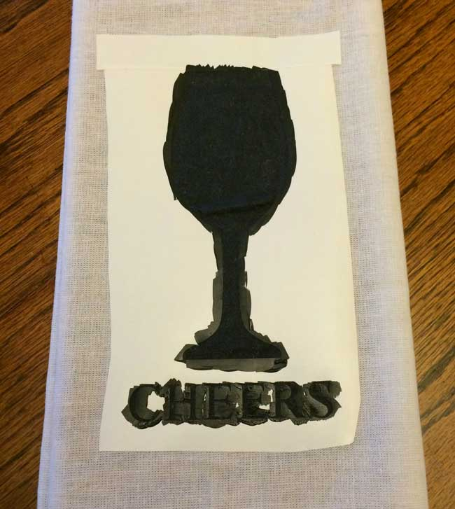 kitchen-towels-paint-stencil