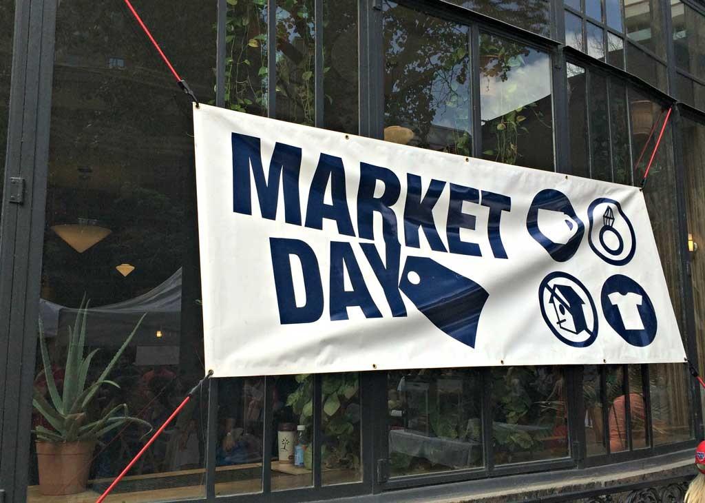 market-day