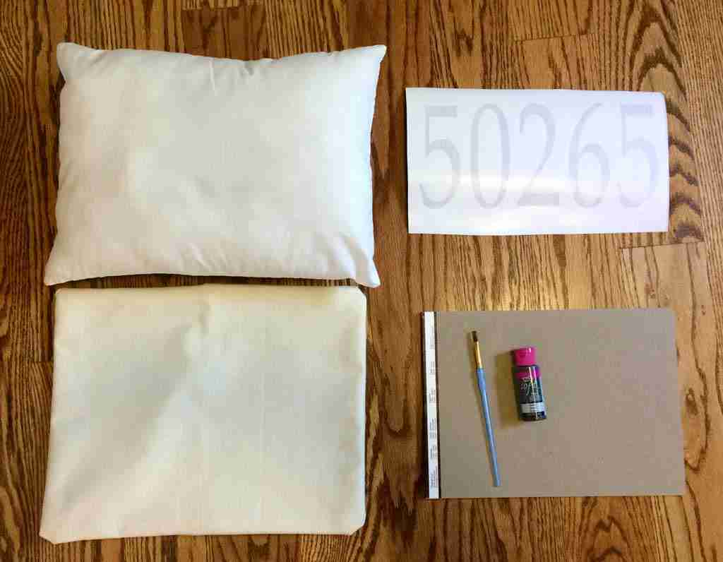 Zip Code Pillow Supplies