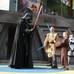 Jedi Training Academy at Disney's Hollywood Studios