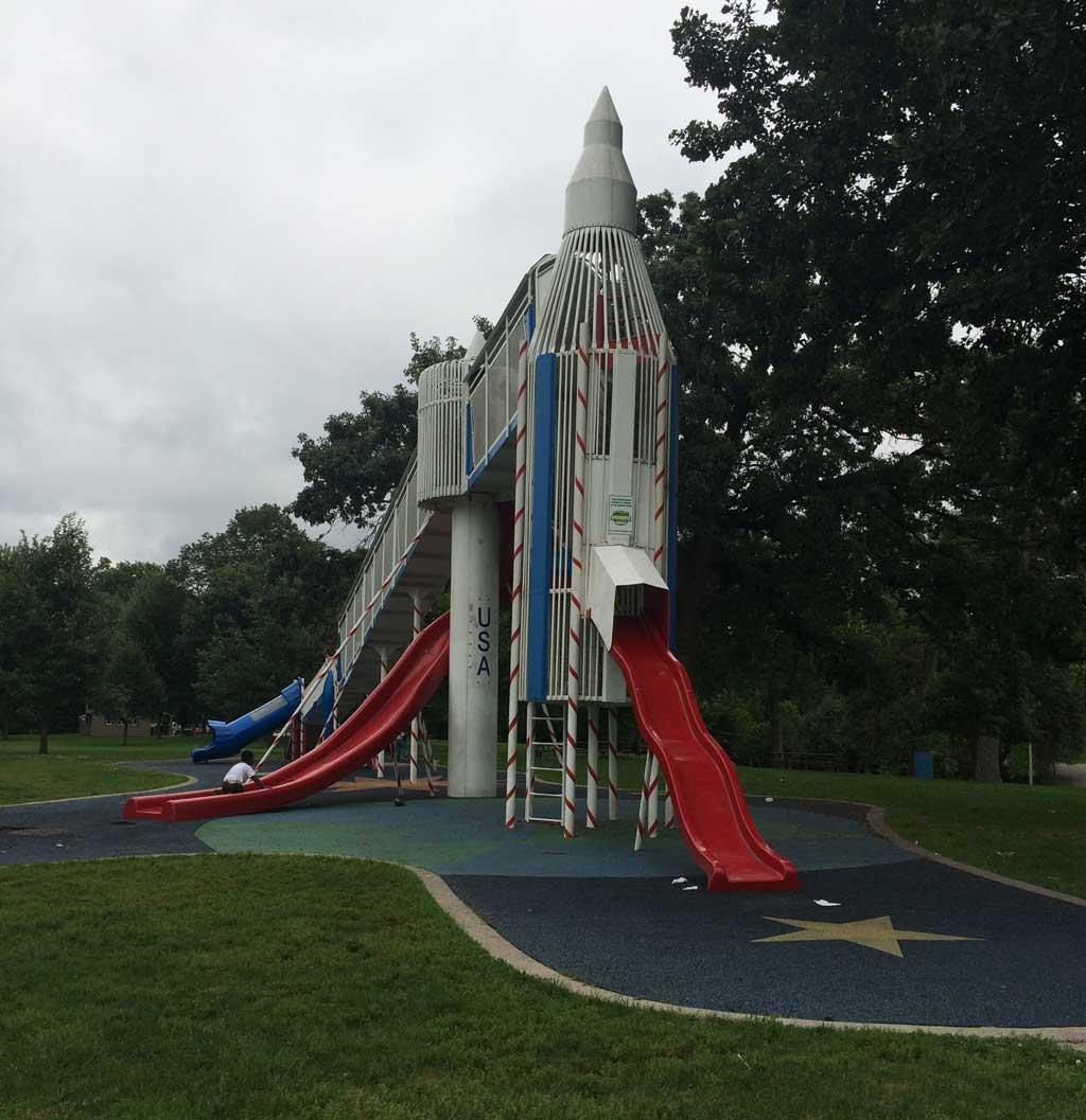 rocket-slide