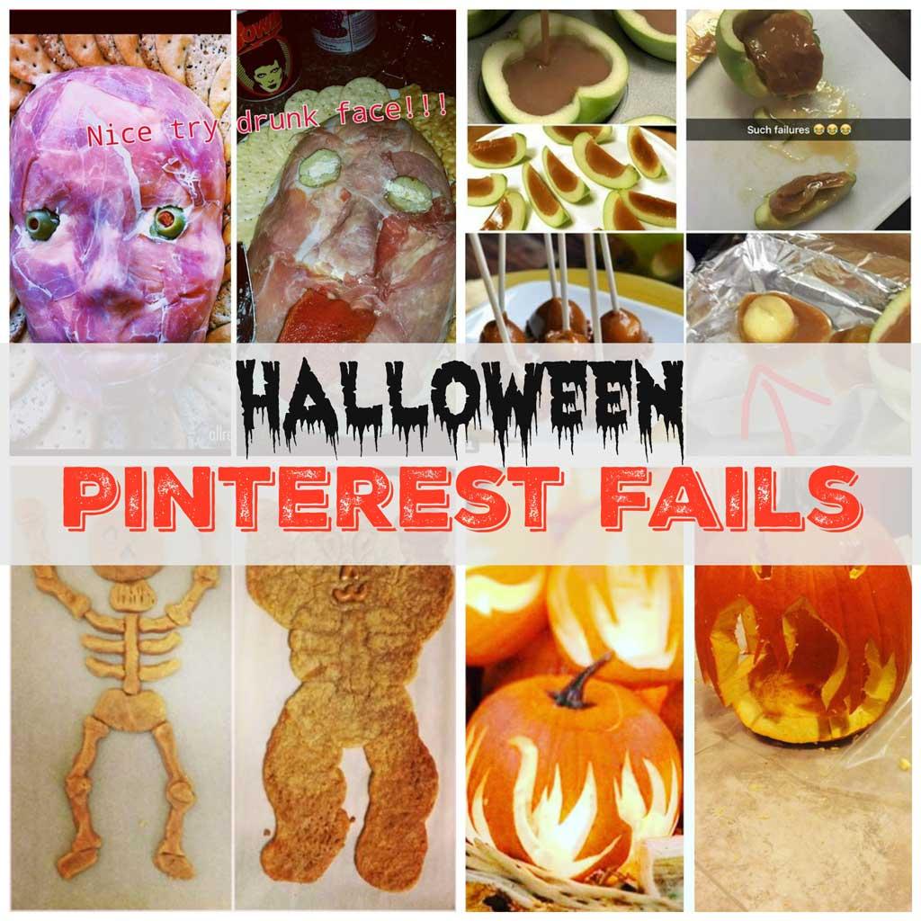 Hilarious Halloween Pinterest Fails