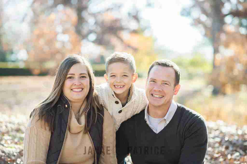 Family Pictures 2015 - fall browns
