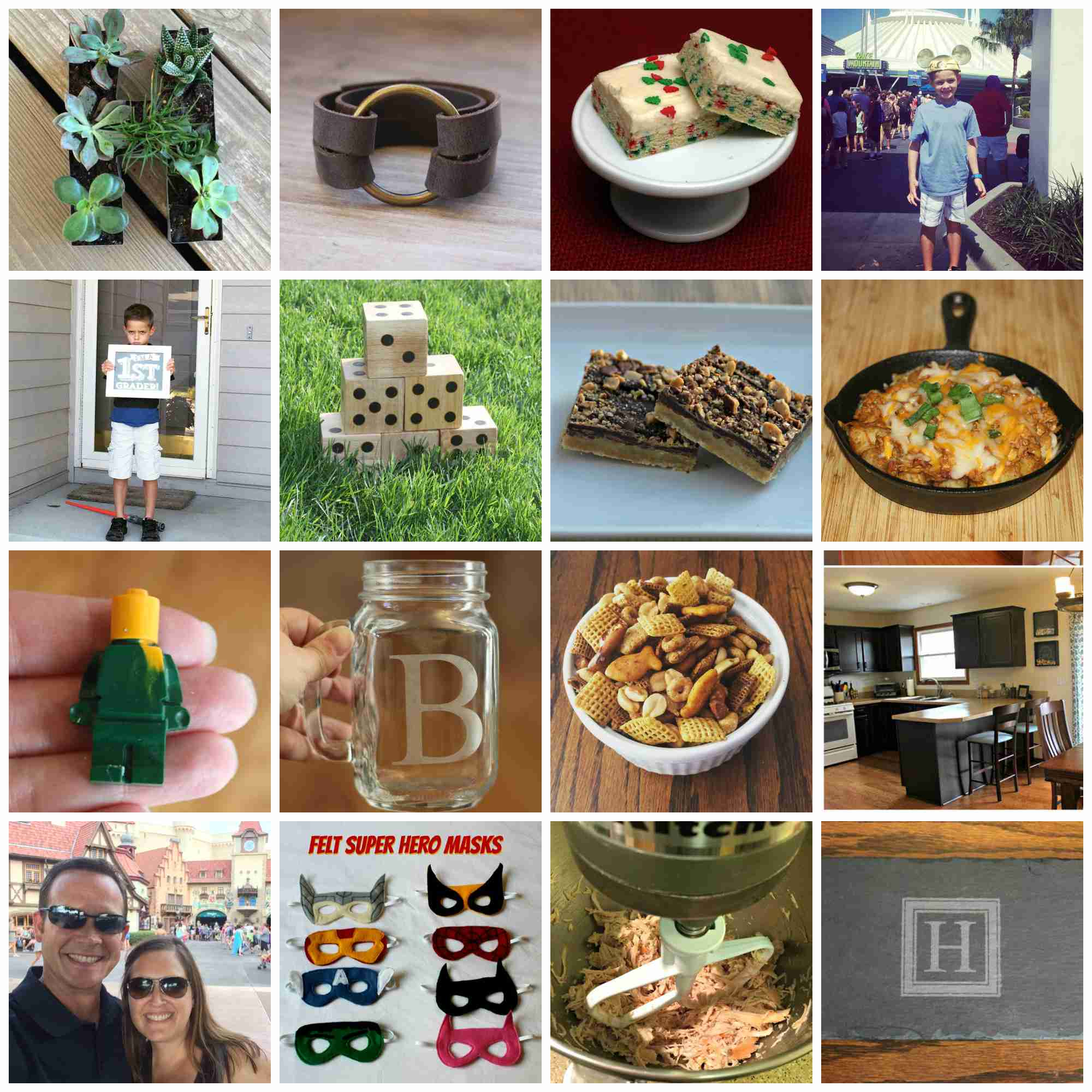 Best of 2015 - 3 Year Blogiversary - Sometimes Homemade