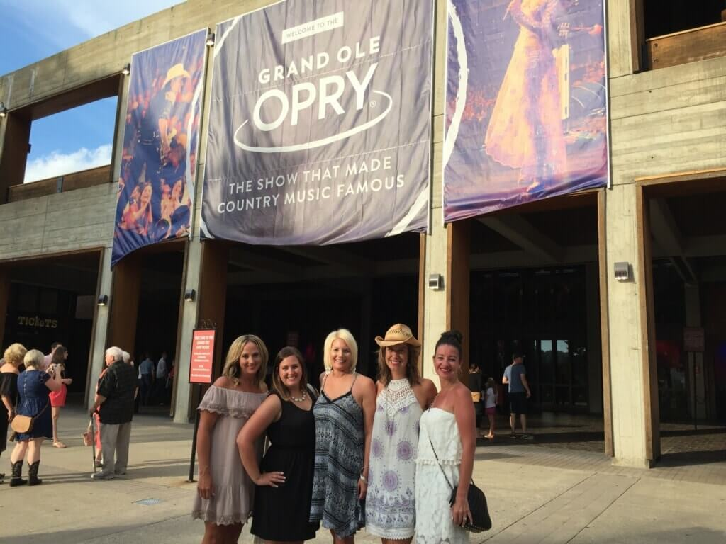 Grand Ole Opry - Nashville Girls Trip