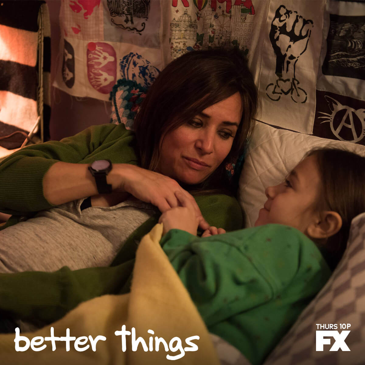 Fall TV and Better Things Giveaway