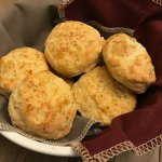 Rosemary Garlic Buttermilk Biscuits