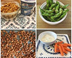 10 Easy Healthy Snack Ideas