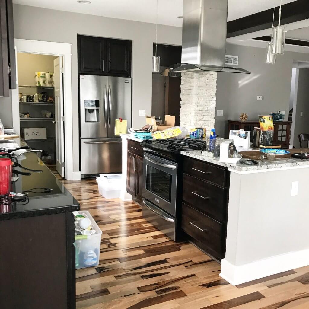 Kitchen Mess: Sometimes Homemade